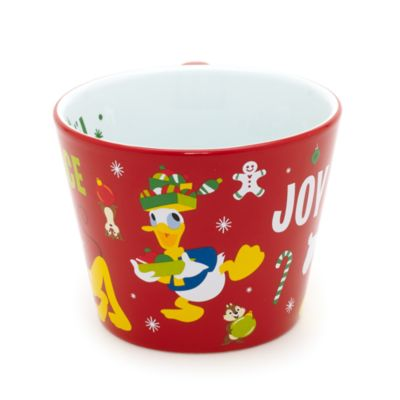 Mickey Mouse And Friends Christmas Mug
