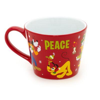 Mug de Noël Mickey Mouse et ses amis