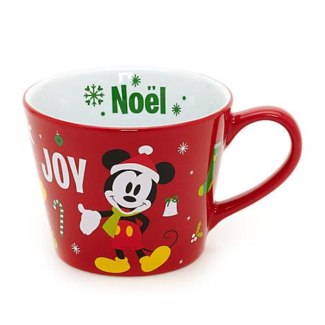 Mug de no l mickey mouse et ses amis - Mickey mouse et ses amis ...