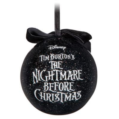 Bolas navideñas Pesadilla antes de Navidad, set de 6