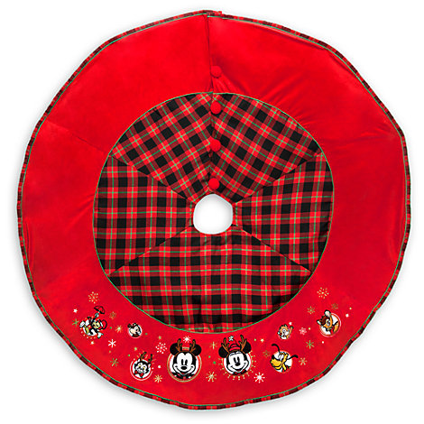 Mickey Mouse and Friends Tree Skirt