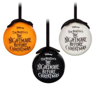 Nightmare Before Christmas - Hängende Weihnachts-Kugeln