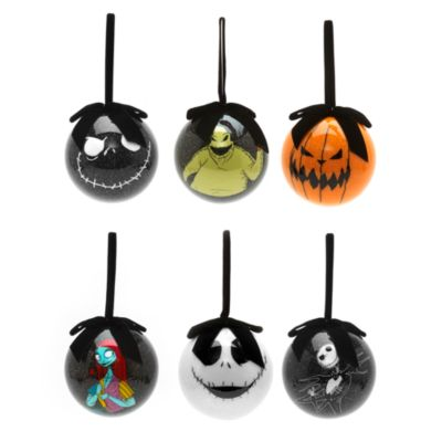 The Nightmare Before Christmas Hanging Baubles