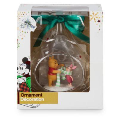 Boule ouverte décorative Winnie et Porcinet