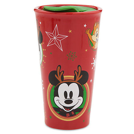 Mickey og Minnie Share the Magic rejsekrus