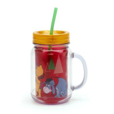 Vaso con pajita Winnie the Pooh, Comparte la magia
