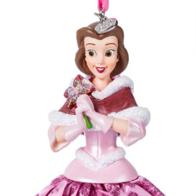 Belle julepynt til ophæng, Skønheden og Udyret