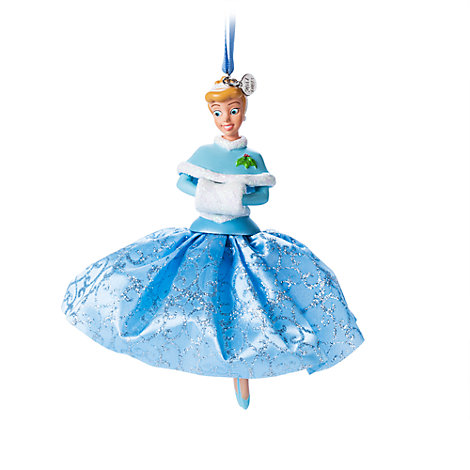 Cinderella Hanging Ornament