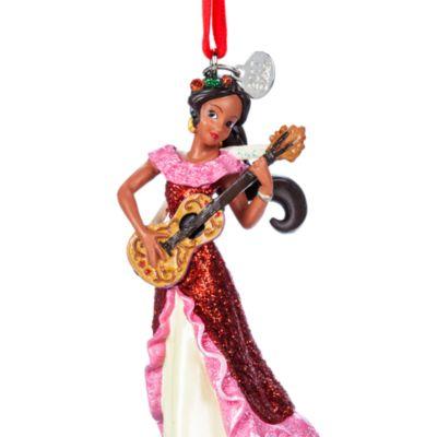 Syngende Elena af Avalor som julepynt til ophæng