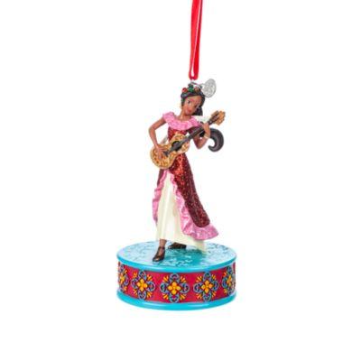 Elena från Avalor sjungande hängande ornament