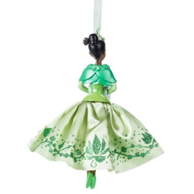 Tiana Hängande ornament, Prinsessan och grodan