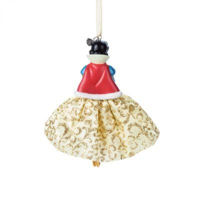 Snövit Hängande Ornament