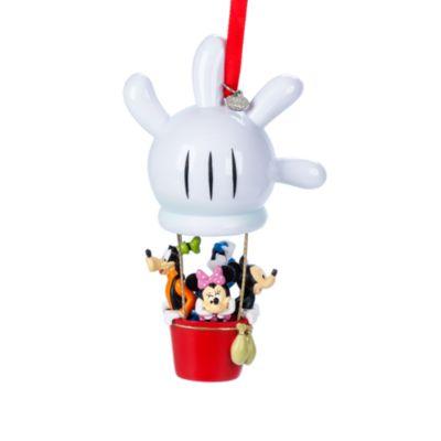 Micky Maus und Freunde - Heißluftballon-Dekorationsstück zum Aufhängen