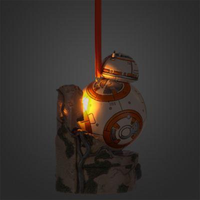 BB-8 julepynt med lys, Star Wars