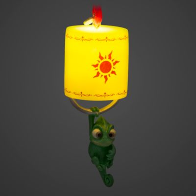Pascal Light-Up Hanging Ornament, Tangled