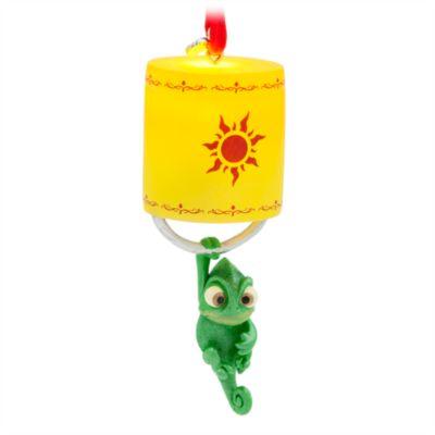 Pascal lysande hängande ornament, Trassel