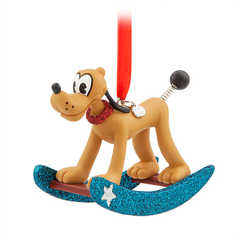 Pluto Hanging Ornament