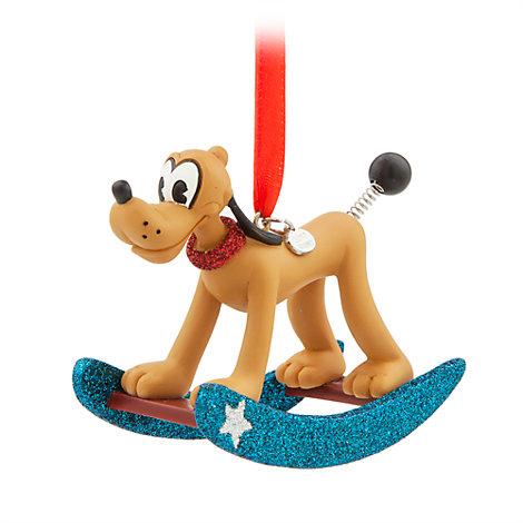 Pluto hängande ornament