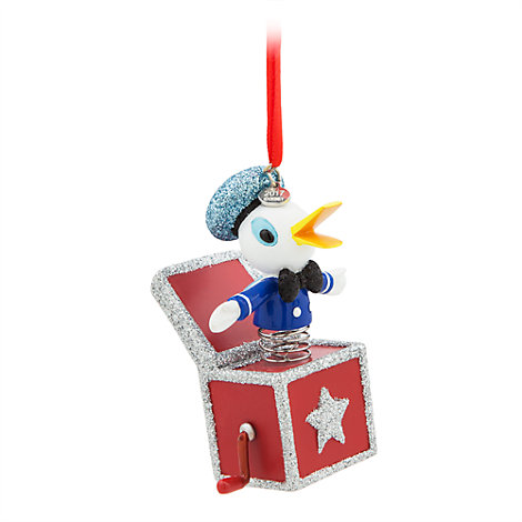 Donald Duck Hanging Ornament
