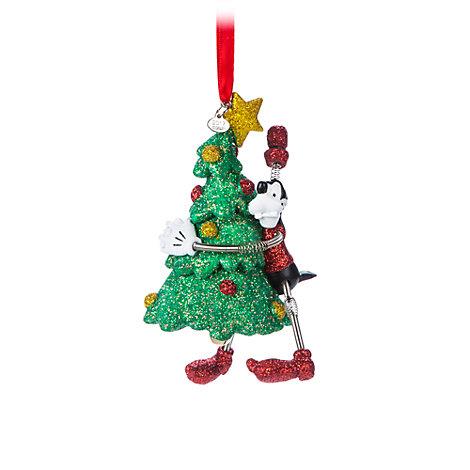 Fedtmule julepynt til ophæng