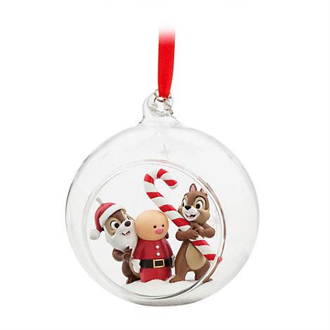 Chip og Chap julepynt til ophæng