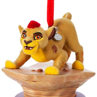 Kion Christmas Decoration, The Lion Guard