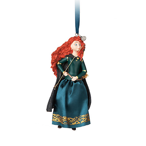 Ornament da appendere Merida, Ribelle - The Brave