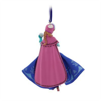 Anna aus Die Eiskönigin - völlig unverfroren - Dekorationsstück zum Aufhängen