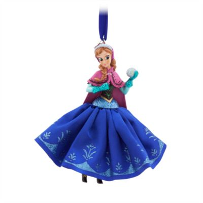 Adorno colgante de Anna, Frozen