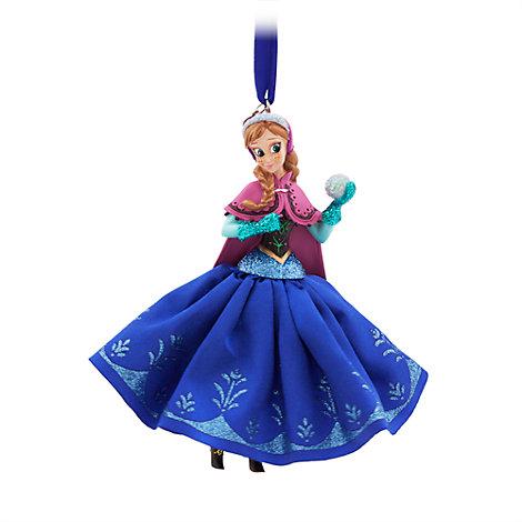 Anna Hanging Ornament, Frozen