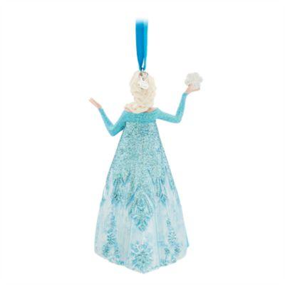 Elsa julepynt til ophæng, Frost