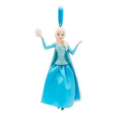 Elsa aus Die Eiskönigin - völlig unverfroren - Dekorationsstück zum Aufhängen
