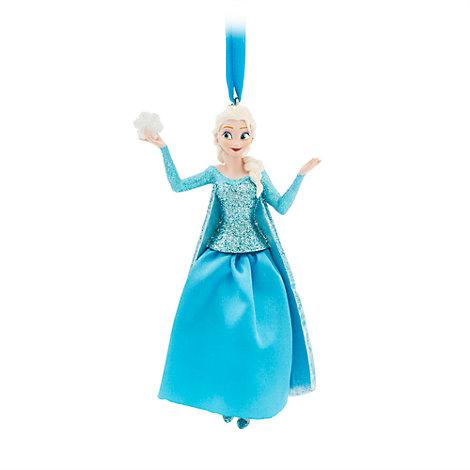 Elsa Hanging Ornament, Frozen