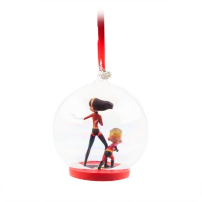 Violet Parr and Dash, The Incredibles Hanging Ornament