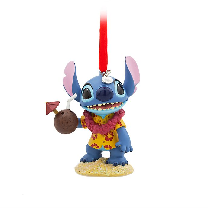 Hula Dancing Stitch Hanging Ornament