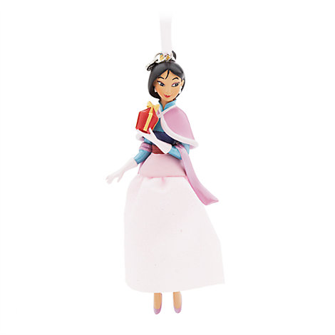 Mulan - Dekorationsstück zum Aufhängen