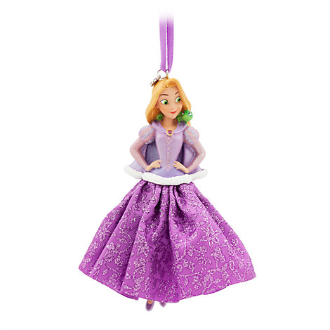 Rapunzel Hanging Ornament, Tangled