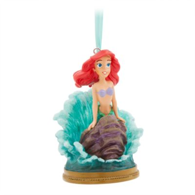 Ariel Singing Hanging Ornament,The Little Mermaid