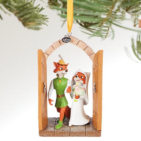Robin Hood Wedding Christmas Decoration