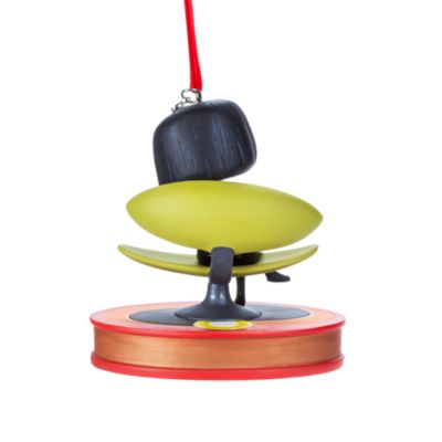 Edna Mode Talking Hanging Ornament, The Incredibles