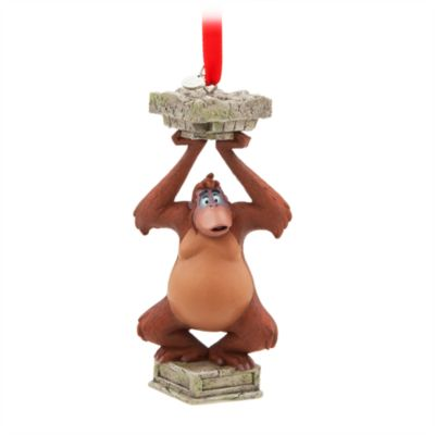King Louie Hanging Ornament, The Jungle Book