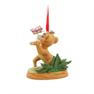 Adorno colgante Simba, El Rey León