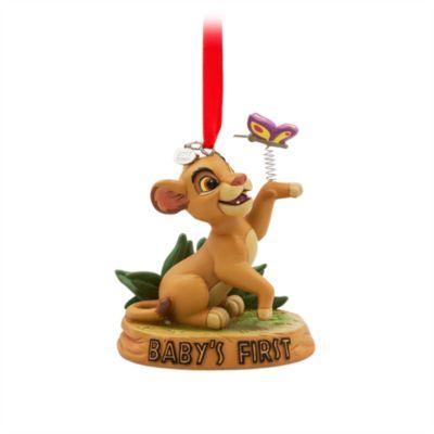 Ornament da appendere Simba, Il Re Leone