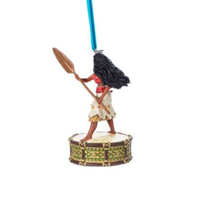 Vaiana - Dekorationsstück zum Aufhängen mit Spieluhr