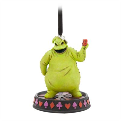 Oogie Boogie hängande ornament, The Nightmare Before Christmas