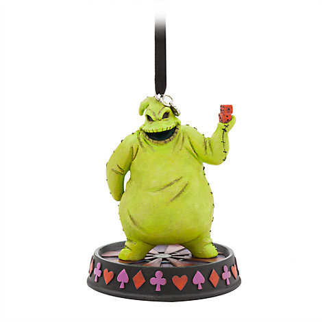 Oogie Boogie Hanging Ornament, The Nightmare Before Christmas