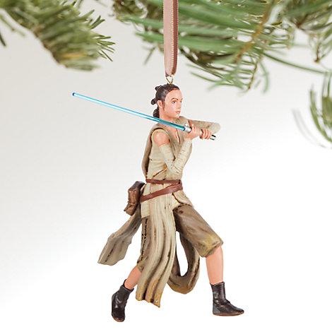 Decoración navideña Rey, Star Wars