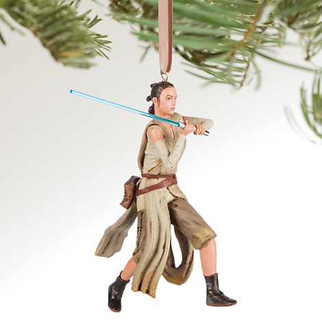 Rey Christmas Decoration, Star Wars: The Force Awakens