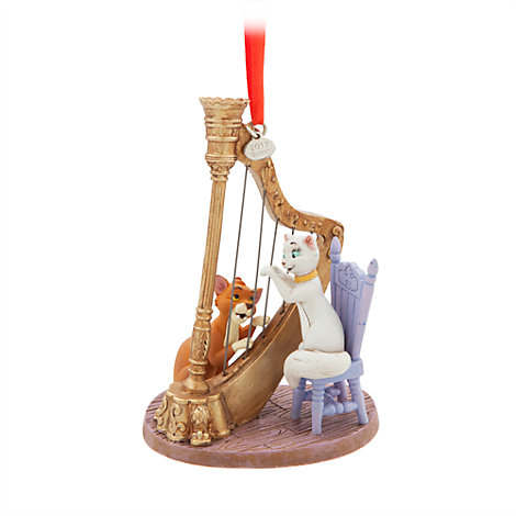 The Aristocats Hanging Ornament