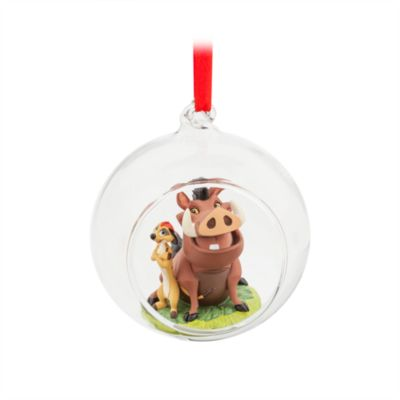 Timon and Pumbaa Hanging Ornament, The Lion King